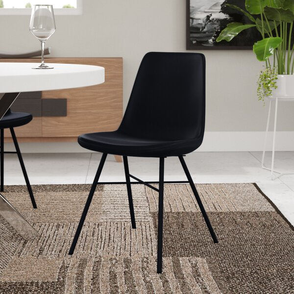 Fechteler X Upholstered Dining Chair by Ivy Bronx