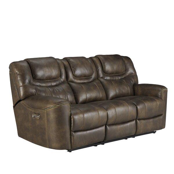 Kuehn Reclining Sofa by Alcott Hill