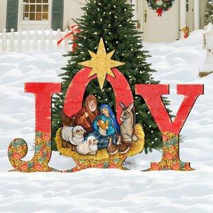 Outdoor Nativity Sets You'll Love | Wayfair