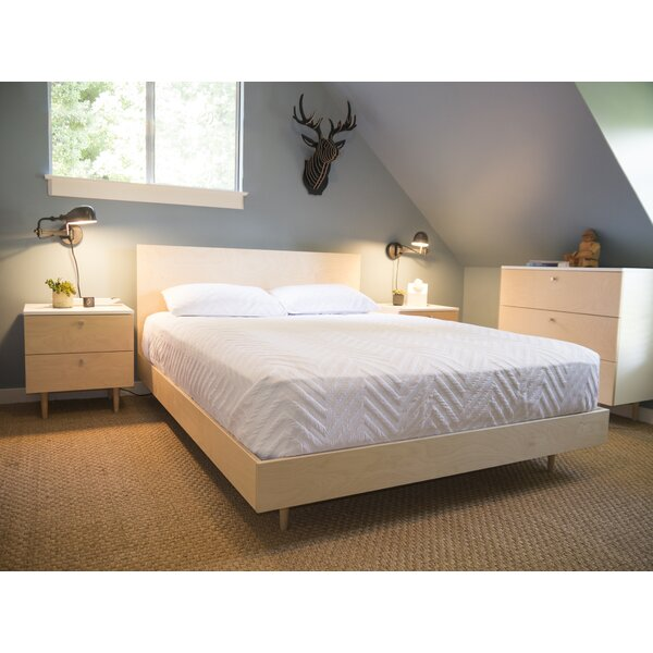 Ulm Queen Platform Bed by Spot On Square