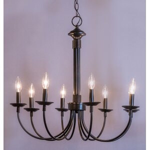 Shaylee 8-Light Candle-Style Chandelier