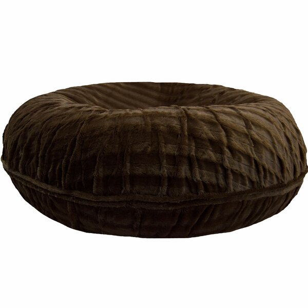 Godiva Bagel Pillow Bed by Bessie and Barnie