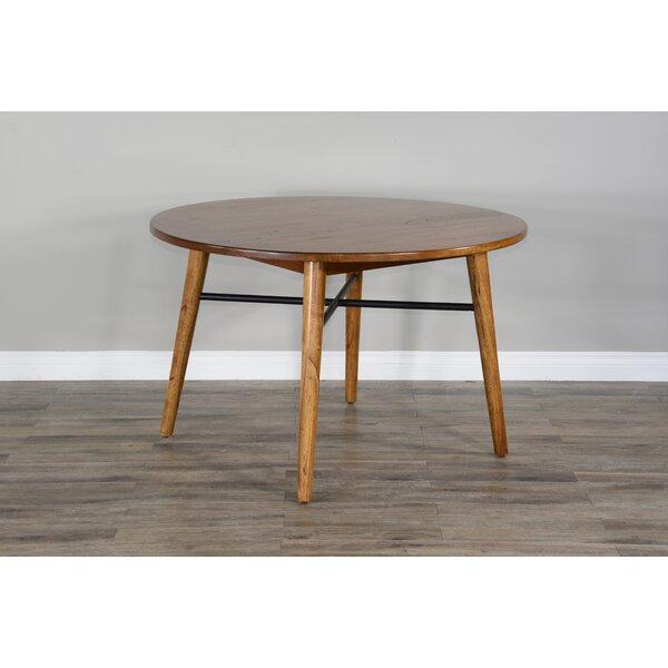 Stellert Solid Wood Dining Table By Brayden Studio