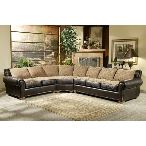 Vallarta Dreams Sectional by Omnia Leather Omnia Leather
