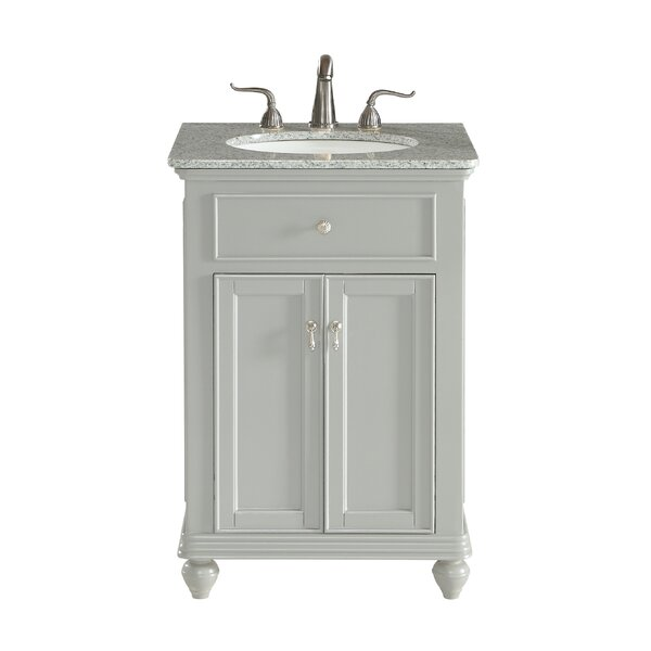 @ Fawkes 24 Single Bathroom Vanity Set by Rosecliff Heights| #$0.00!