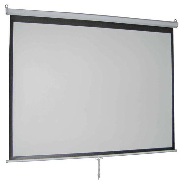 Vivo Matte White Manual Projection Screen by Vivo