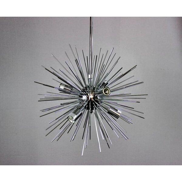 Knowsley 6 - Light Sputnik Sphere Chandelier by Mercer41 Mercer41