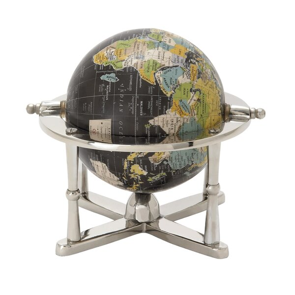 Aluminum PVC Globe by Cole & Grey