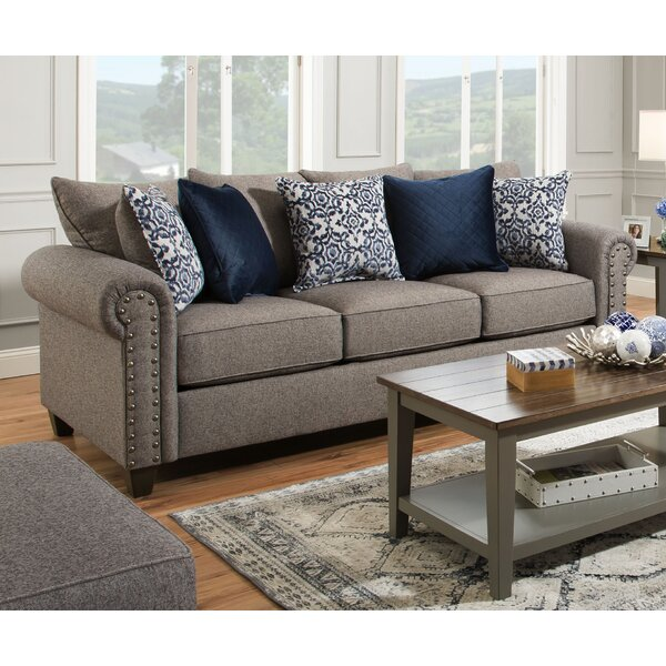 Nice Chic Delbert Sofa by Alcott Hill by Alcott Hill