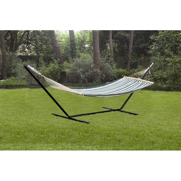 Cowles Steel Hammock Stand by Highland Dunes Highland Dunes