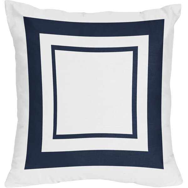 Hotel Cotton Throw Pillows (Set of 2) by Sweet Jojo Designs