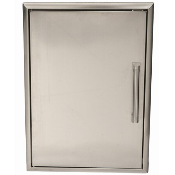 Stainless Single Access Door by Coyote Grills