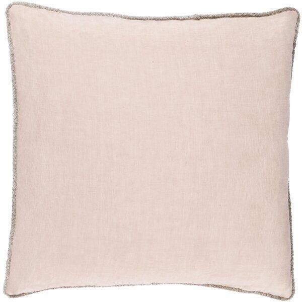 Sera Linen Throw Pillow by Willa Arlo Interiors
