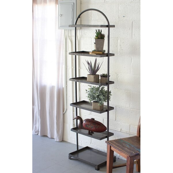 Ber Wire Cubby Console 83.5 H Shelving Unit by Gracie Oaks