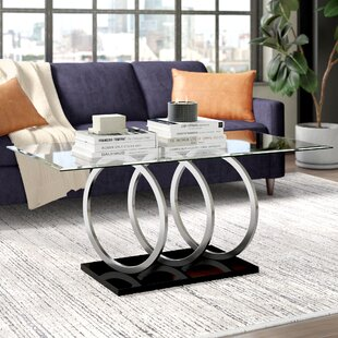 Where buy  Rabinowitz Ring Coffee Table By Wrought Studio