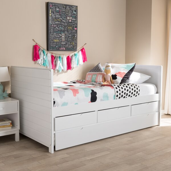 Timpson Twin Daybed with Trundle