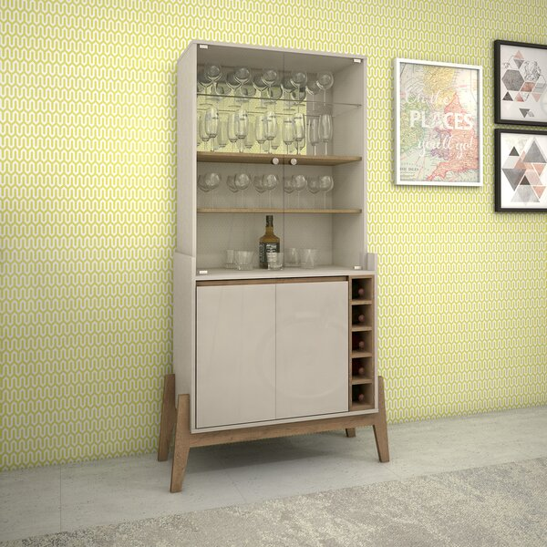 Taul China Cabinet by Union Rustic Union Rustic