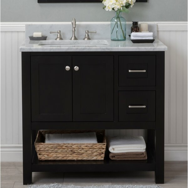 Fredrick 36 Single Bathroom Vanity Set by Charlton Home