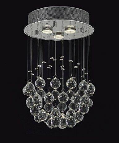 Mercer41 Drewes 3-Light Crystal Chandelier & Reviews | Wayfair