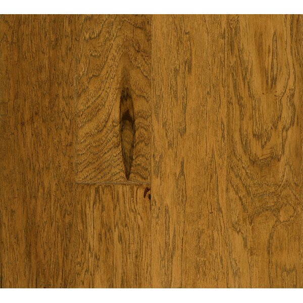 5 Engineered Hickory Hardwood Flooring in Light Chestnut by Armstrong Flooring