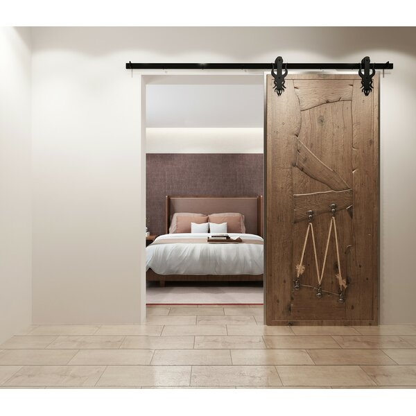 Single Imperial Barn Door Hardware by Vancleef
