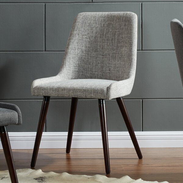 Fresh Weatherford Upholstered Dining Chair (Set Of 2) By Wrought Studio No Copoun