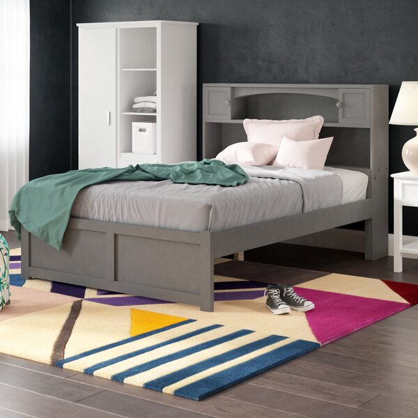 Pitcock Full Platform Bed with Drawers by Mack & Milo
