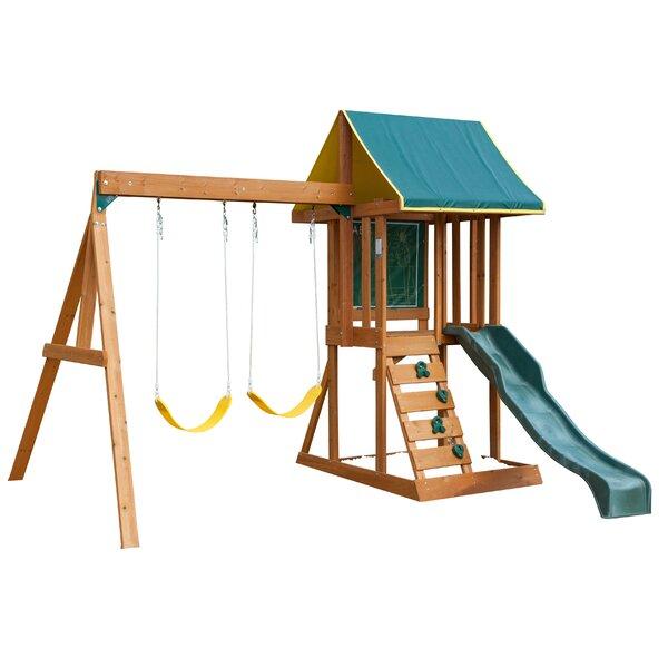 Appleton Wooden Swing Set by KidKraft