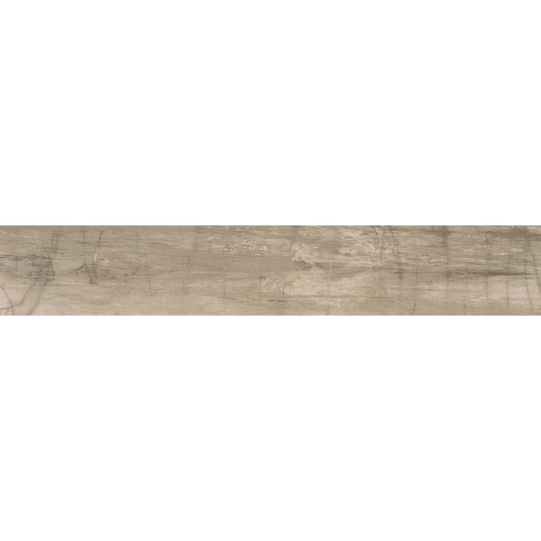 Madera 6 x 35 Porcelain Wood Look/Field Tile in Log by Emser Tile