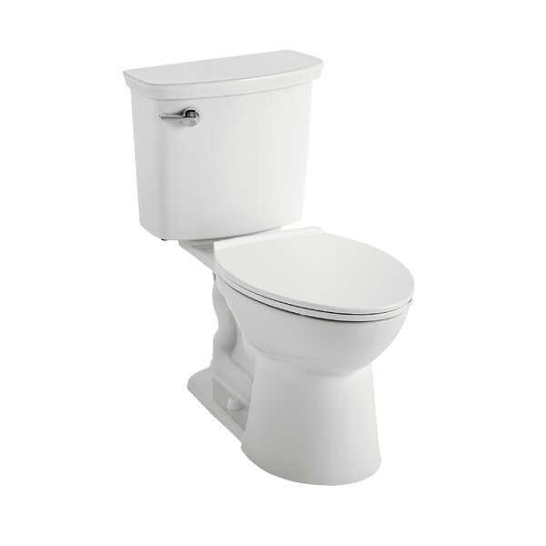 Universal Dual Flush Elongated Two-Piece Toilet by American Standard