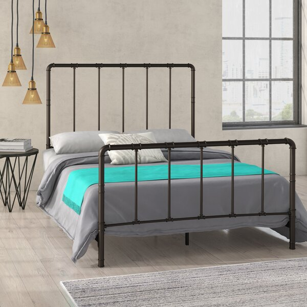 South San Francisco Panel Bed by Trent Austin Design