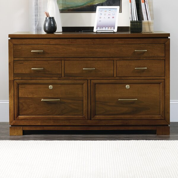 Viewpoint Credenza Desk by Hooker Furniture