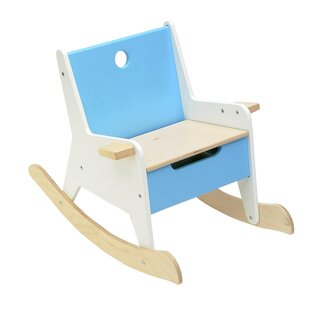 Compare & Buy Rockabye Kids Rocking Chair with Storage Compartment By Offi