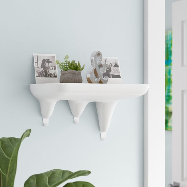 Northgate Wall Shelf by Wrought Studio