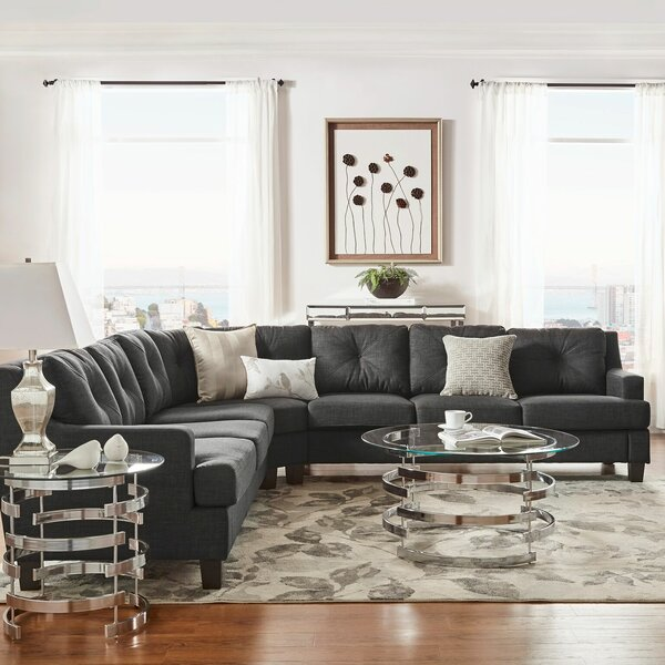 Doane Right Hand Facing Sectional by Brayden Studio