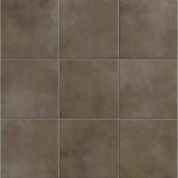 Poetic License 12 x 24 Porcelain Field Tile in Brown by PIXL
