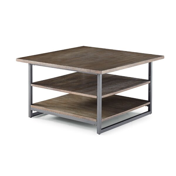 Eckles Coffee Table with Storage by 17 Stories