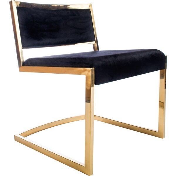 Caulksville Upholstered Dining Chair (Set of 2) by Mercer41 Mercer41