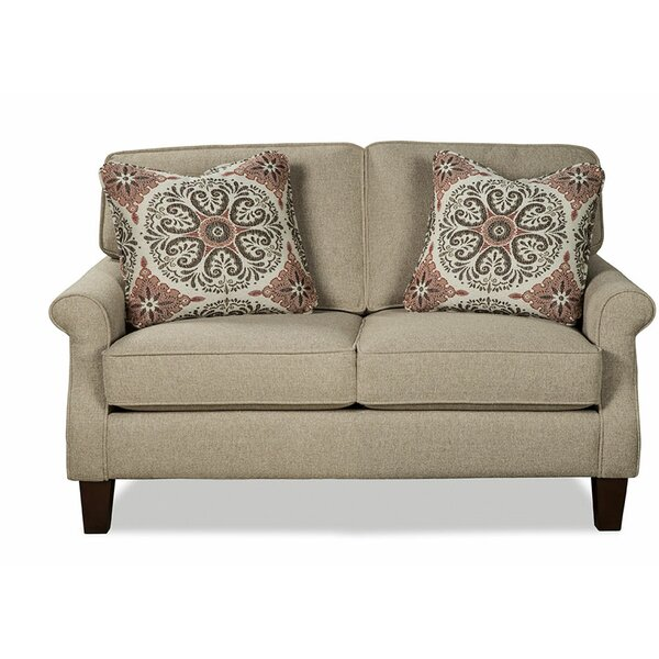 Burfoot Loveseat by Craftmaster
