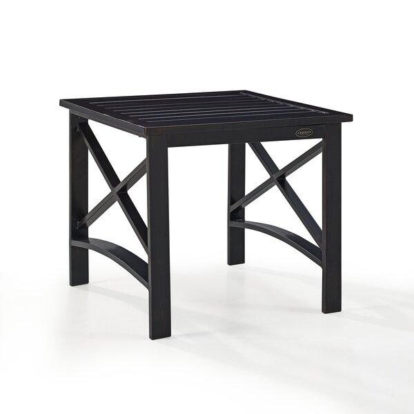 Emmett Metal Side Table by Ivy Bronx