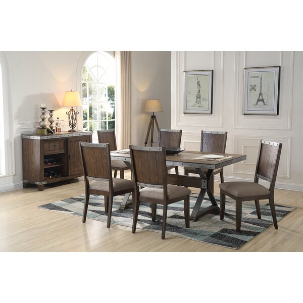 Rectangular Dining Table by BestMasterFurniture