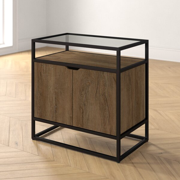 Hartley Bar Cabinet by Foundstone Foundstone