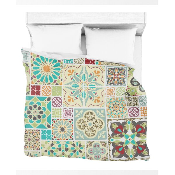 Tile Lightweight Comforter Set