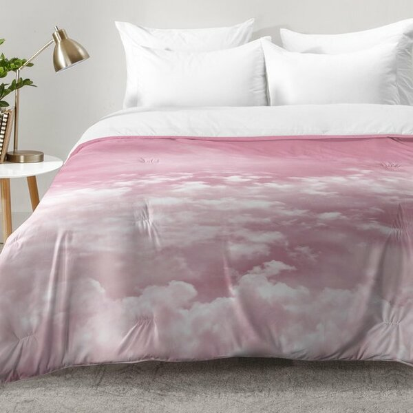 Through Rose Colored Glasses Comforter Set