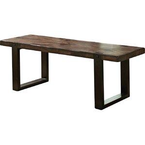 Newbury Wood Bench by Trent Austin Design