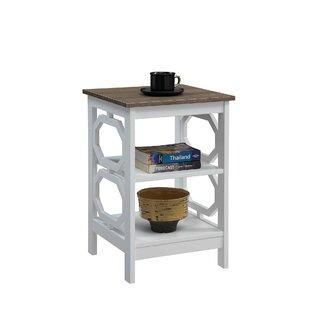 Ardenvor End Table by Beachcrest Home SKU:EB594386 Shop