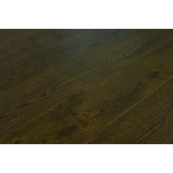 Belize 7-2/5 Engineered Oak Hardwood Flooring in Spanish Leaf by Albero Valley