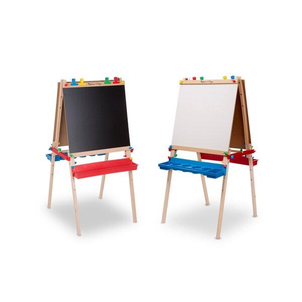 Adjustable Board Easel by Melissa & Doug