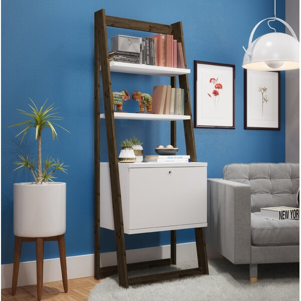 Bower Ladder Bookcase by Ivy Bronx