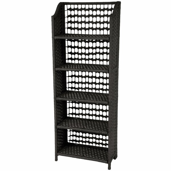 Johns Standard Bookcase By World Menagerie